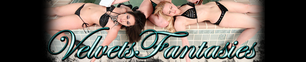 Lingerie Slumber Party - The Fantasies of Jacquelyn Velvets